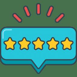 5-stars-reviews